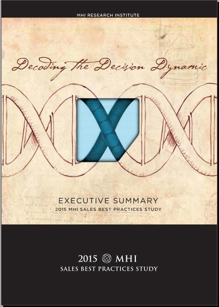 Miller Heiman CSO Insights Survey – Extended!